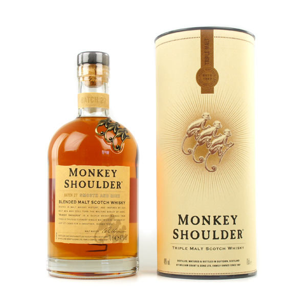 Monkey Shoulder Blended Malt Scotch Whisky | WhiskeyTimes.com.jpg