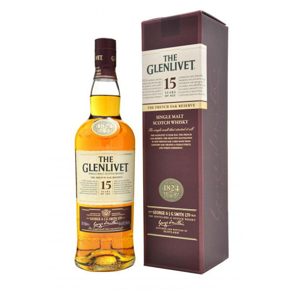 The Glenlivet 15 Year Single Malt Scotch Whisky | WhiskeyTimes.com.jpg