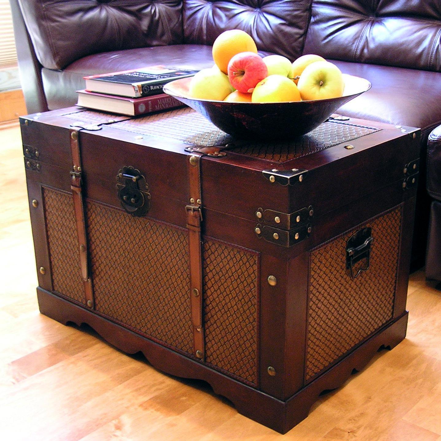 Boston Wood Chest Wooden Steamer II | WhiskeyTimes.jpg