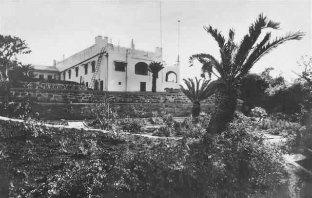 The Castle circa 1930s