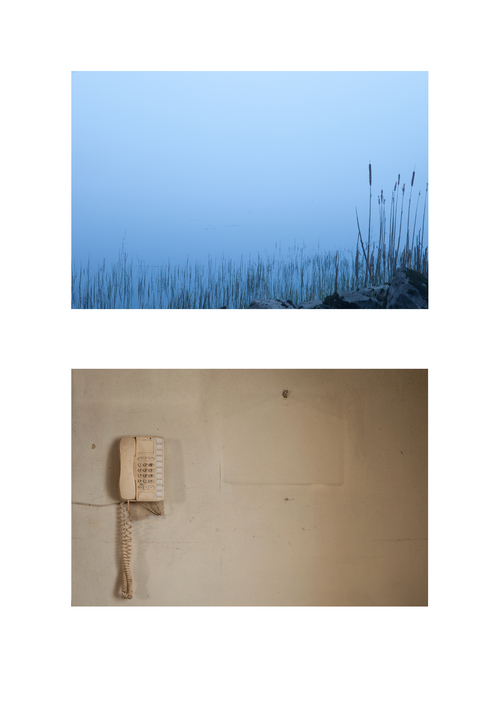 Muted   A series created in Co, Mayo reflecting on the emptiness of rural Ireland.