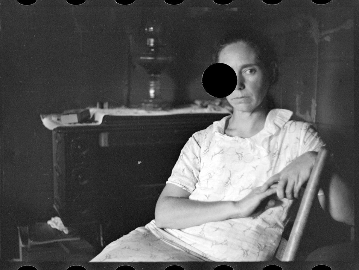 Family of a rehabilitation client, Boone County, Arkansas. October, 1935.