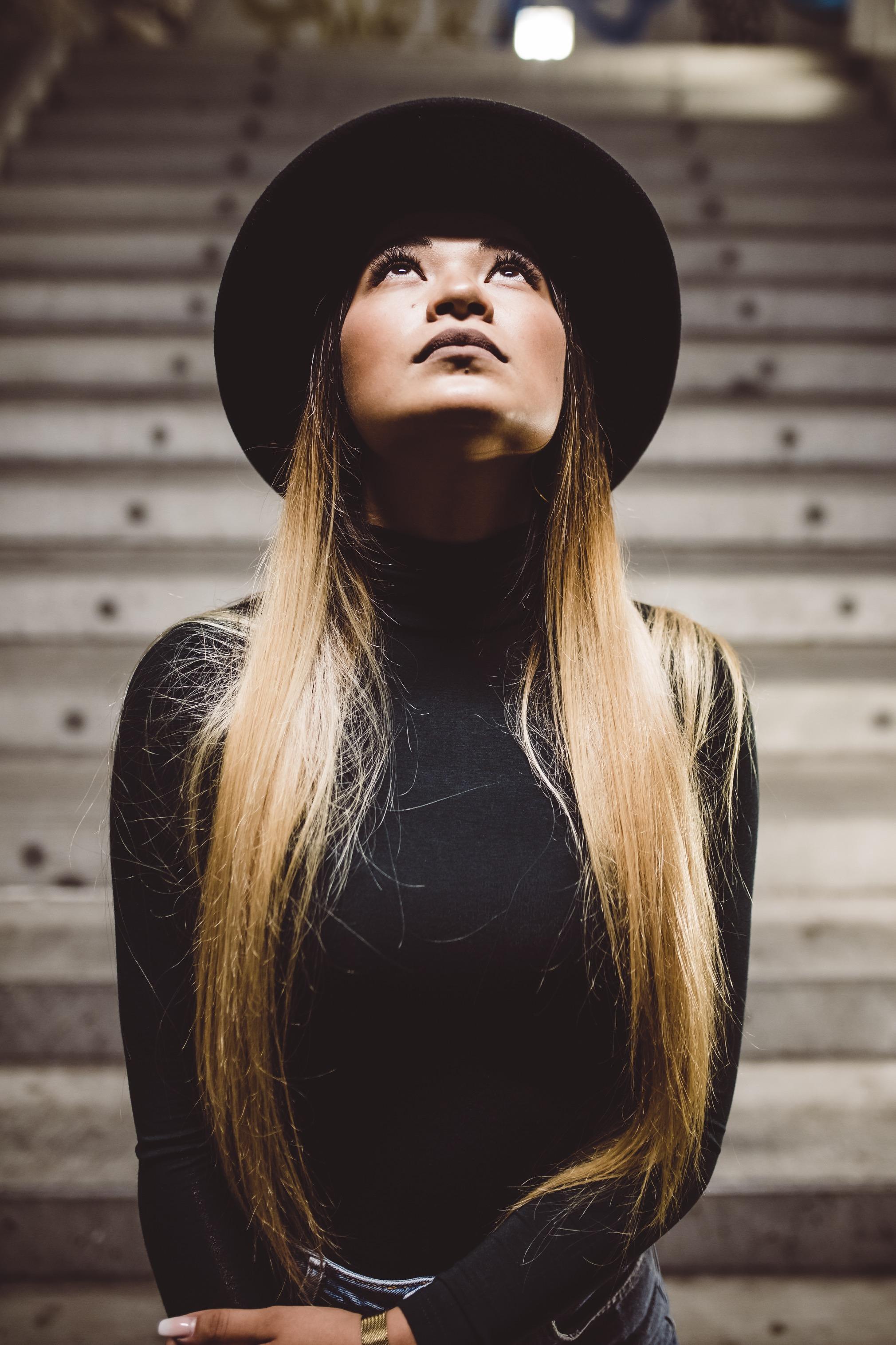#Portrait  - mit Kessia