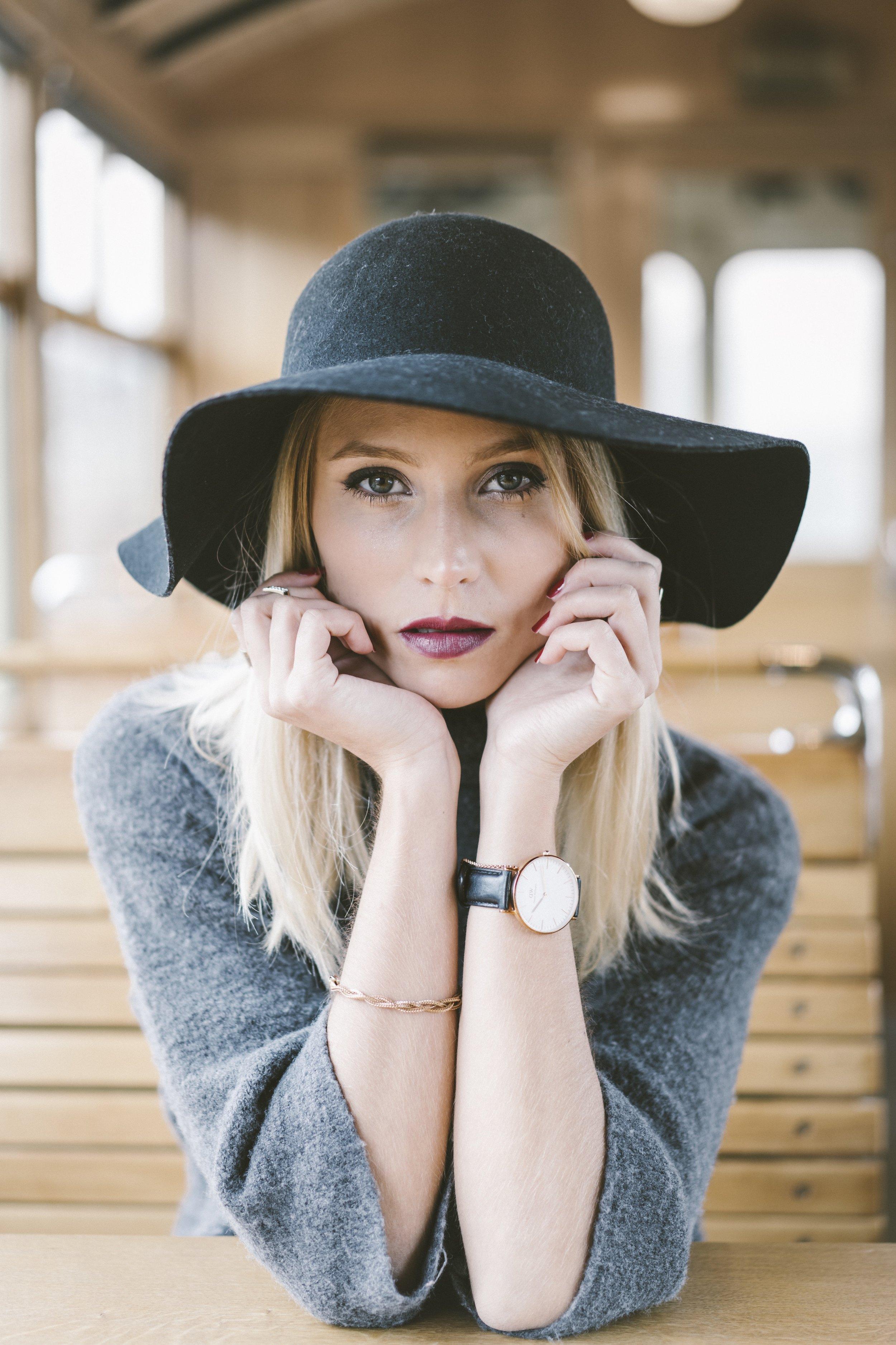 #Portrait - mit Melanie