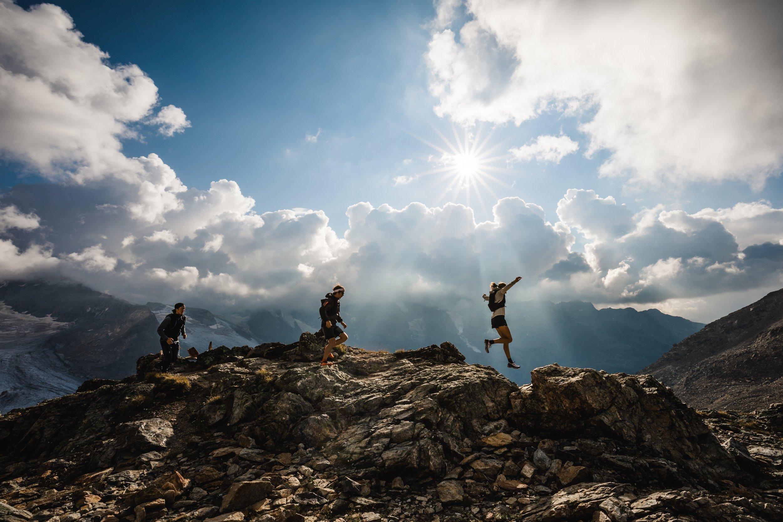 Schweiz Tourismus - Gipfelstuermer