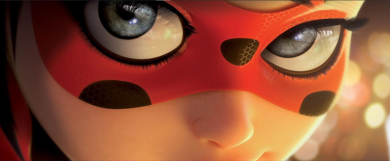 LADYBUG 26x26' Zagtoon, Method, Toei Animation, TF1, Disney, Bandaï, SamG, Curlstone 2014 - in production