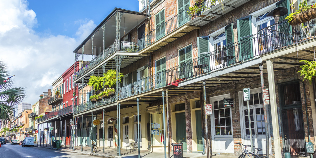 SHERMANSCRUISE - New Orleans Port Review