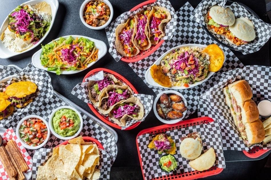 DREW AND JONATHAN: - 10 Creative Food Trucks Across the U.S.