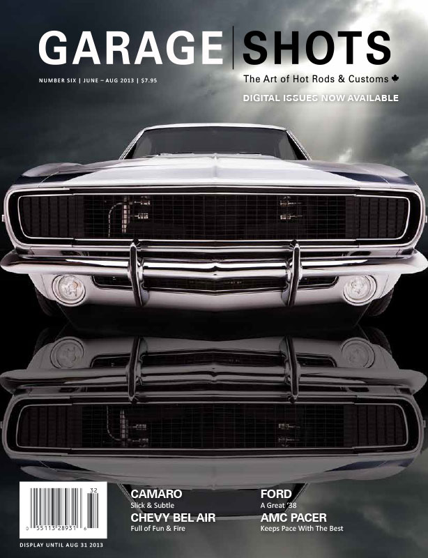 GarageShots Magazine | Number 6