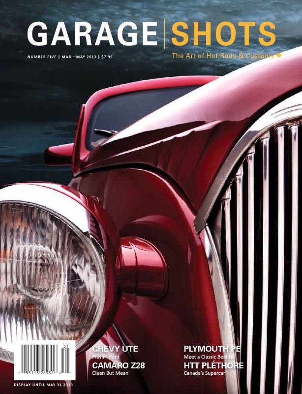 GarageShots Magazine | Number 5
