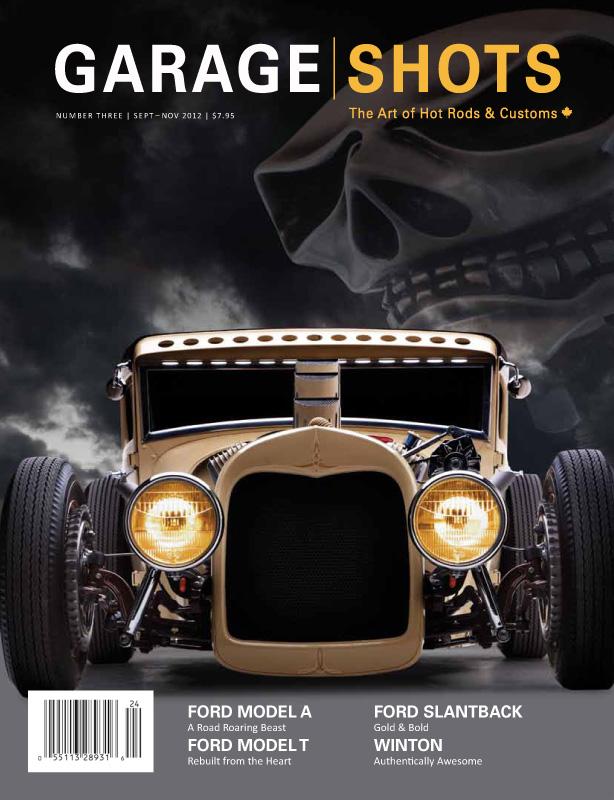 GarageShots Magazine | Number 3