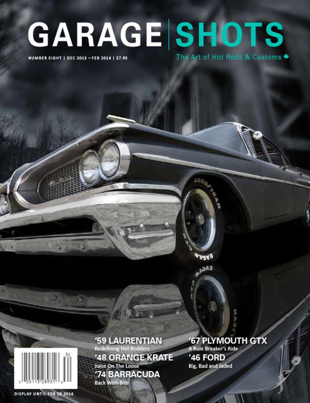 GarageShots Magazine | Number 8