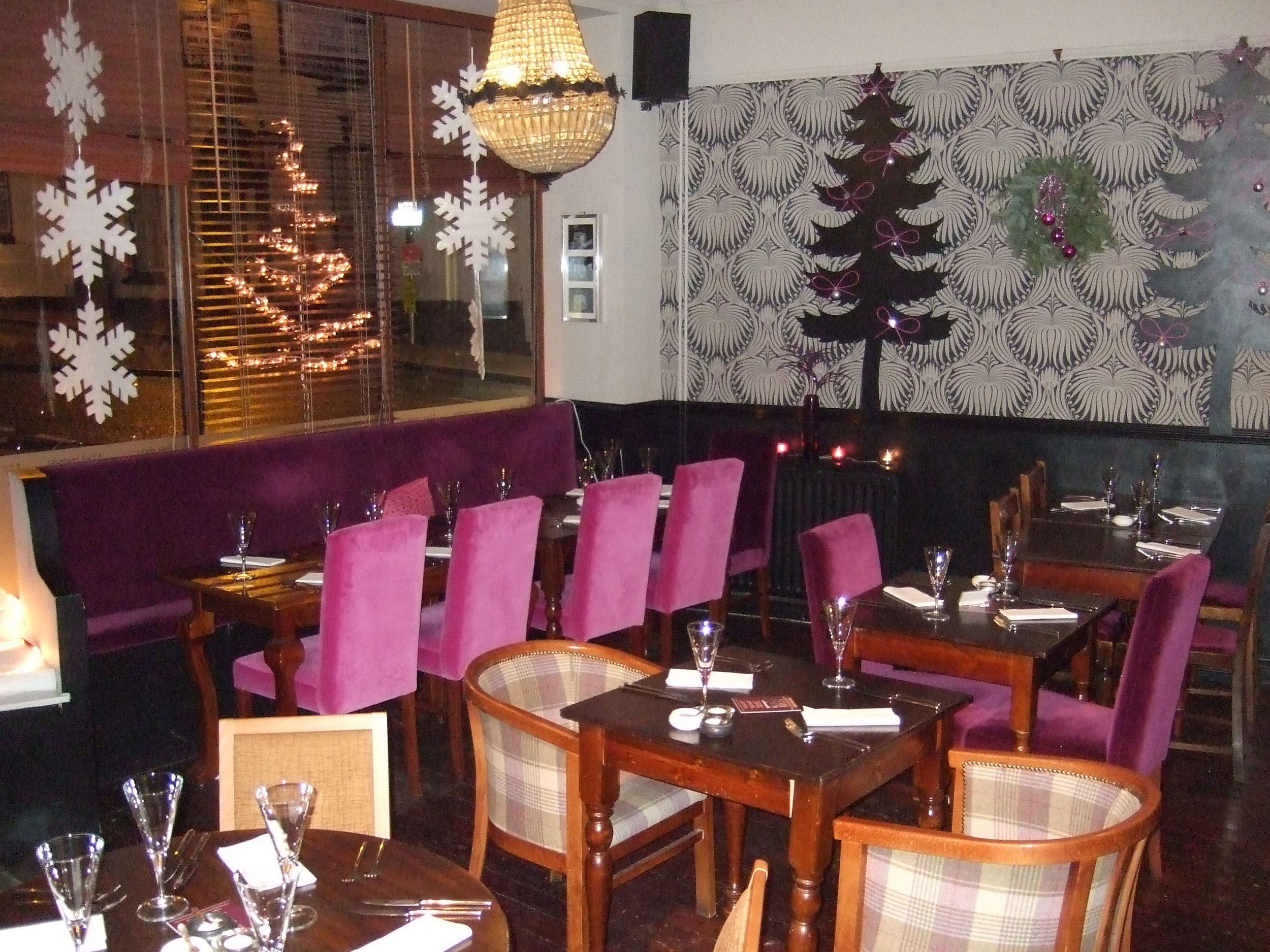 Private Christmas booking