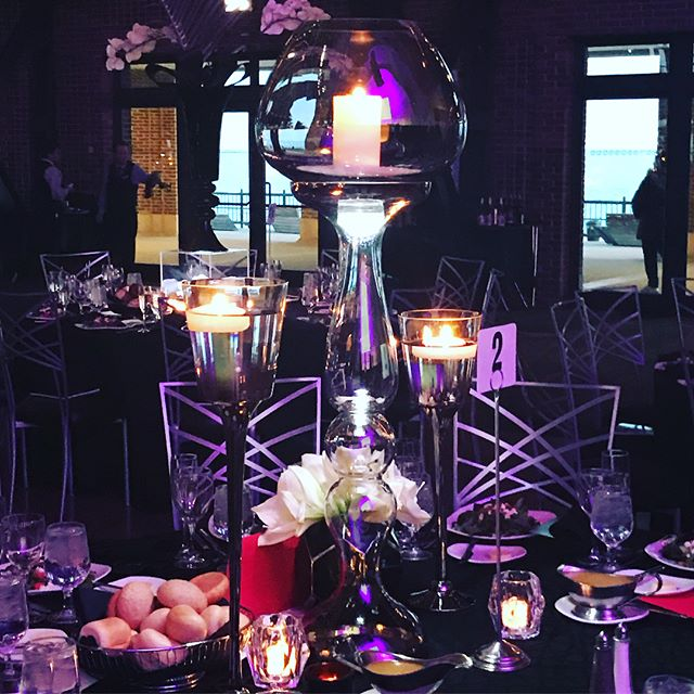 #heartball Chicago once more! #navypierchicago #kehoedesigns #deseoevents