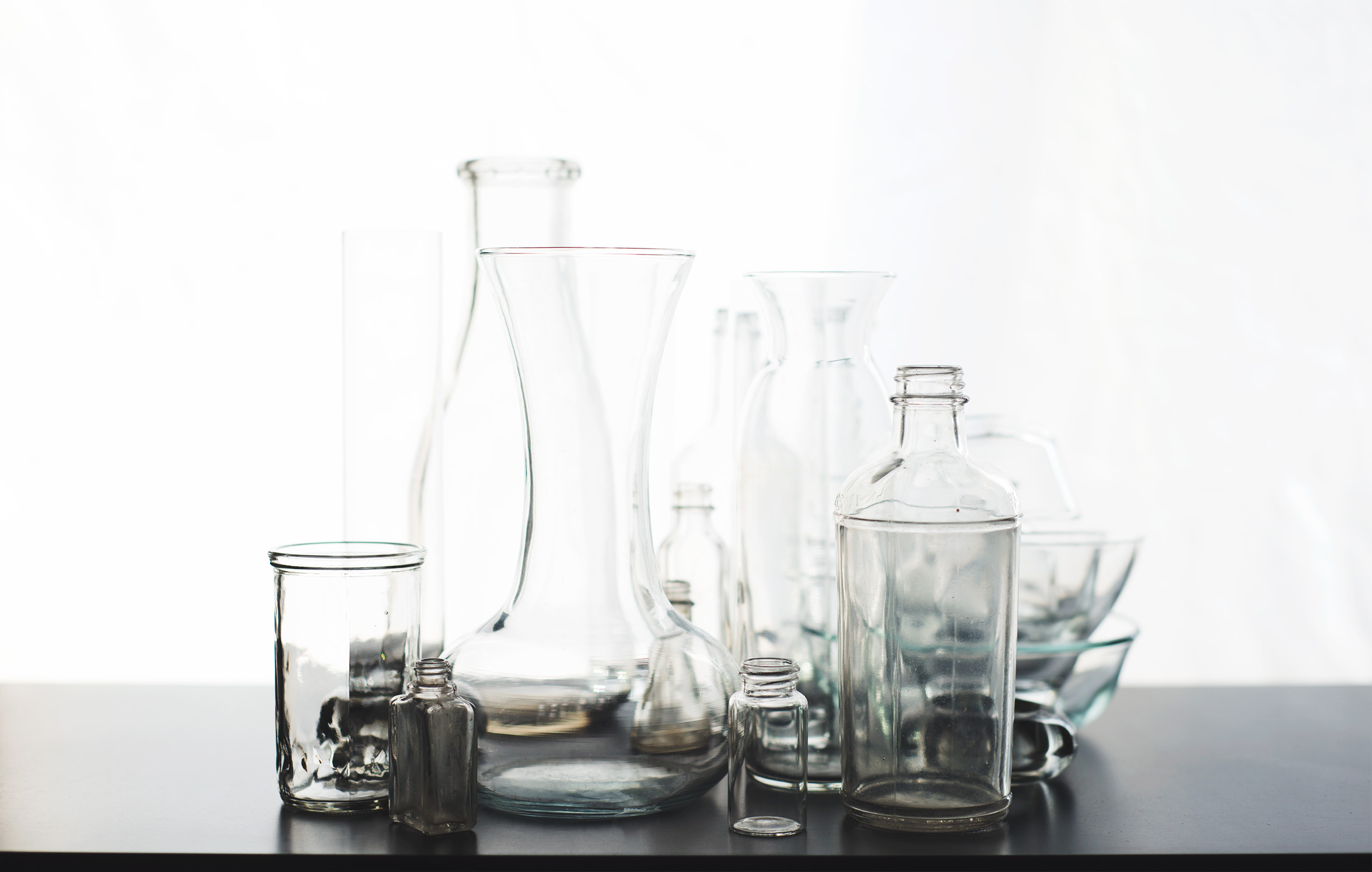 Glass Still Life 1