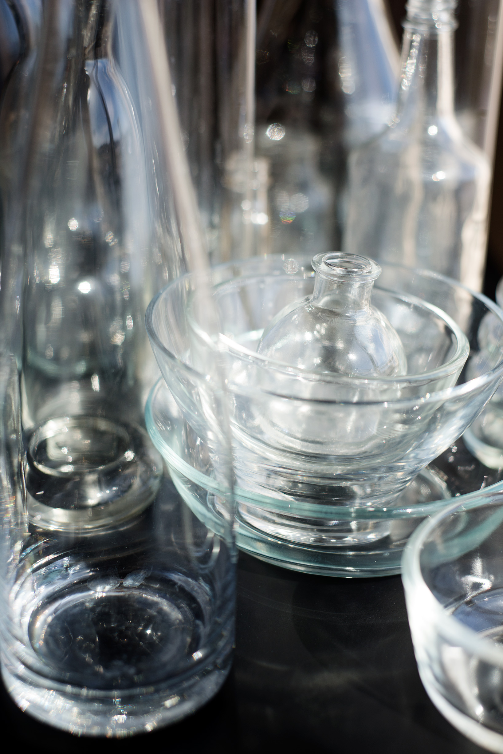 Glass Still Life 3