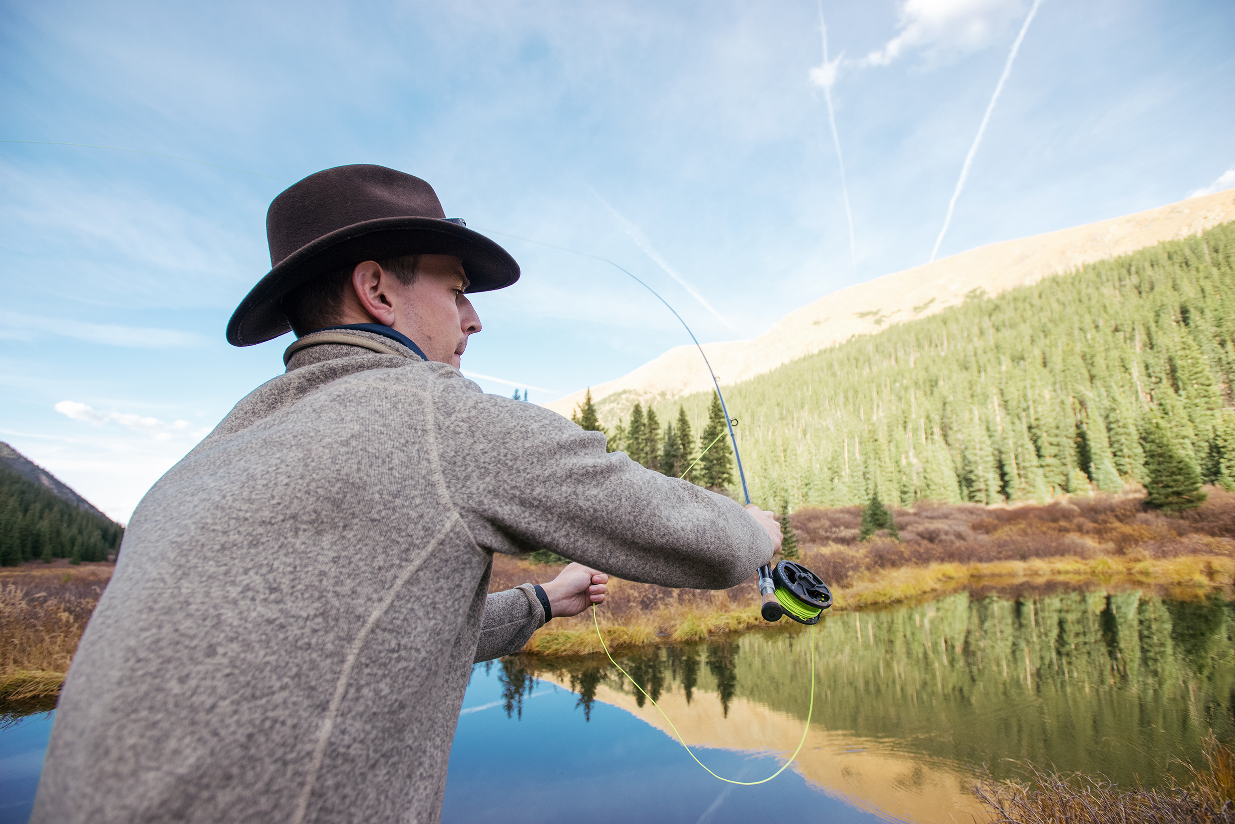 Alpine Fly Fishing
