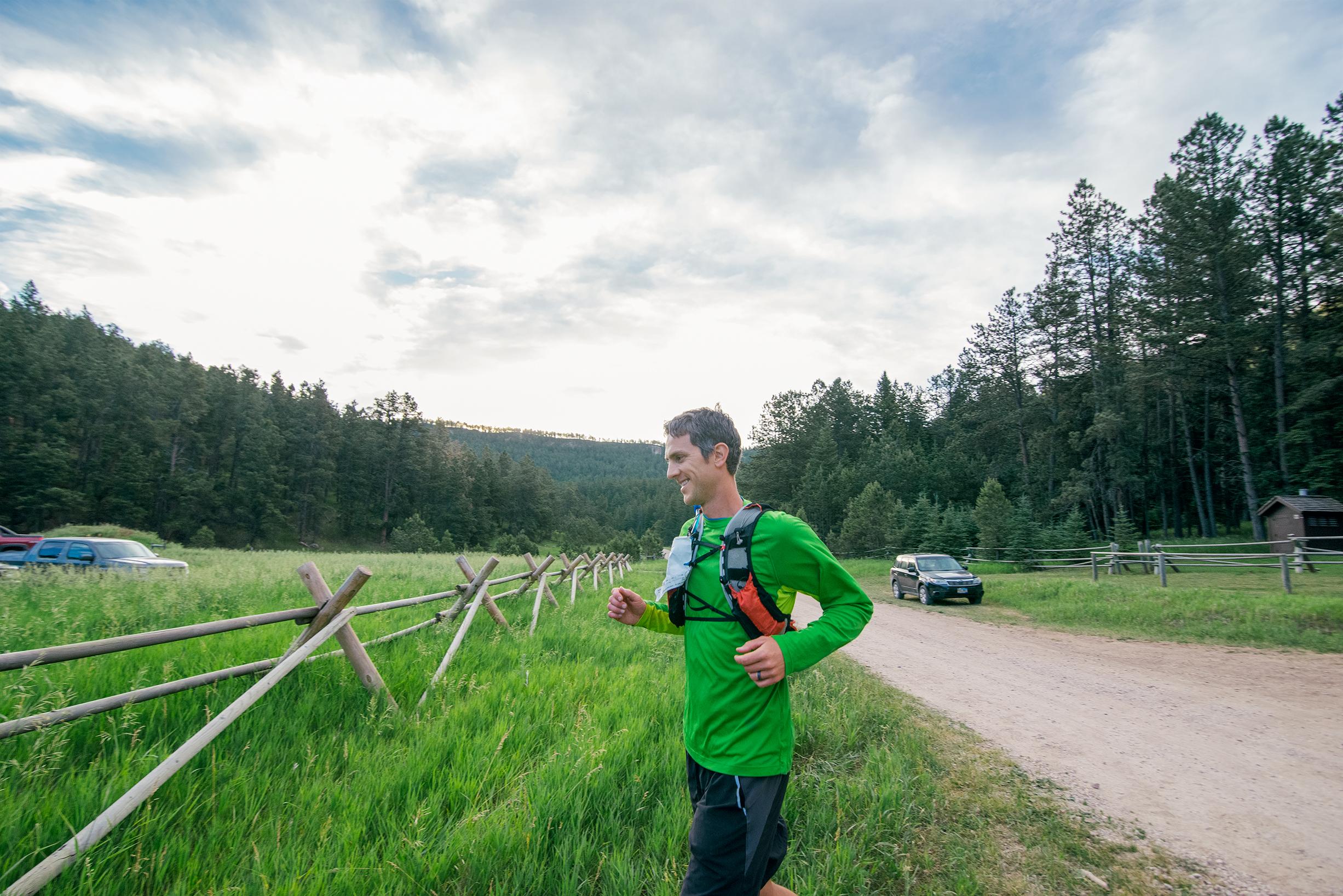 Black Hills 100 Ultra Marathon Trail Run