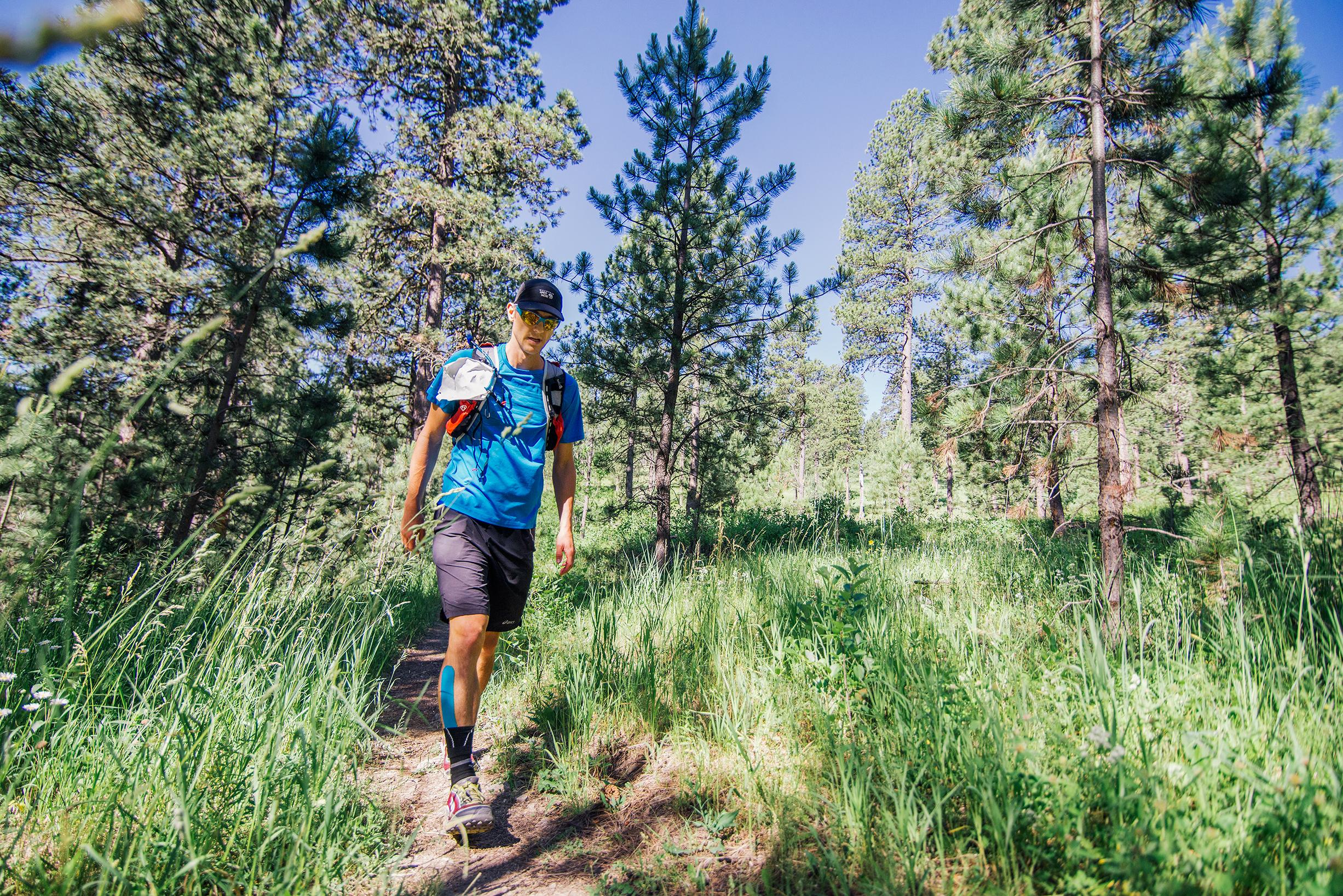 Black Hills 100 Mile Race