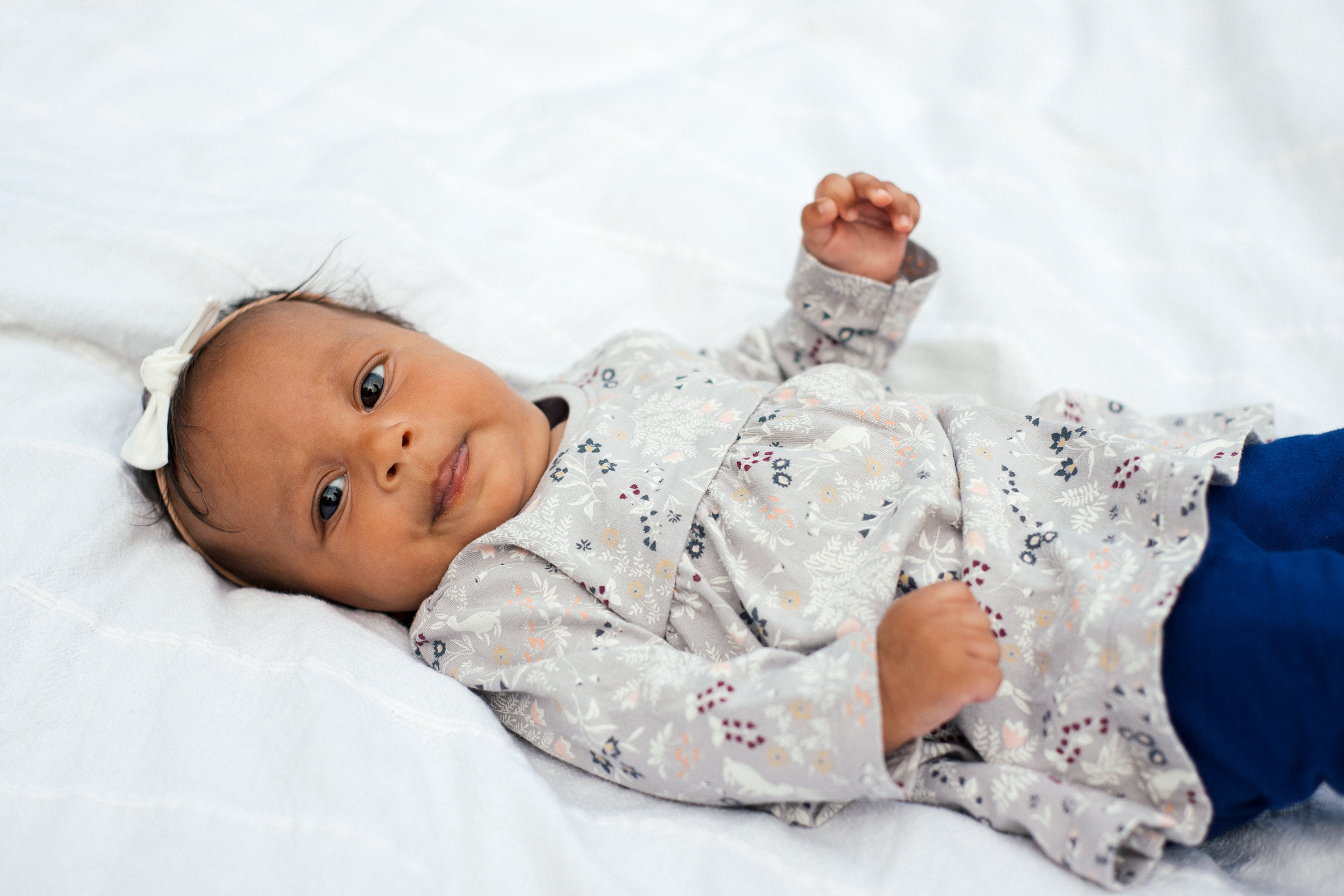 Baby Girl - Infant Photography