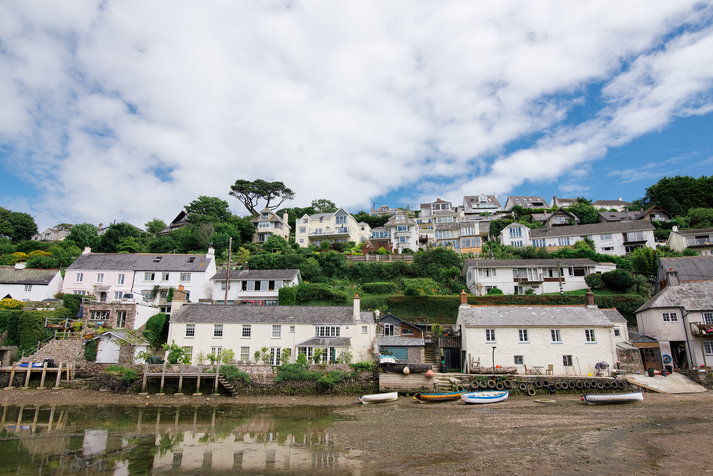 Noss Mayo Views