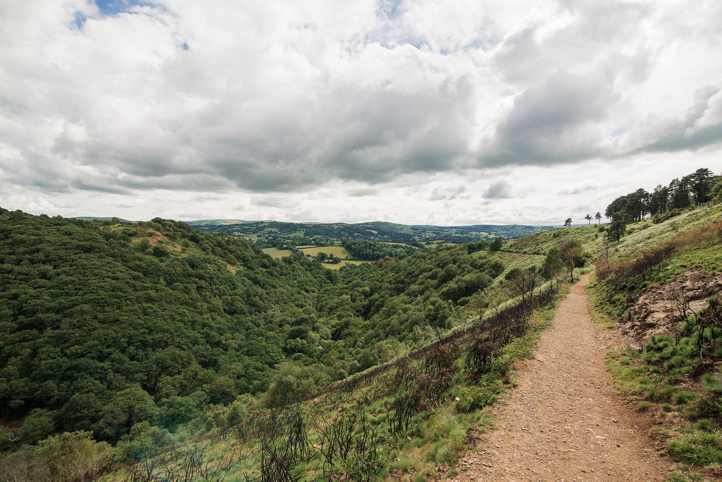 Hiking The English Countryside