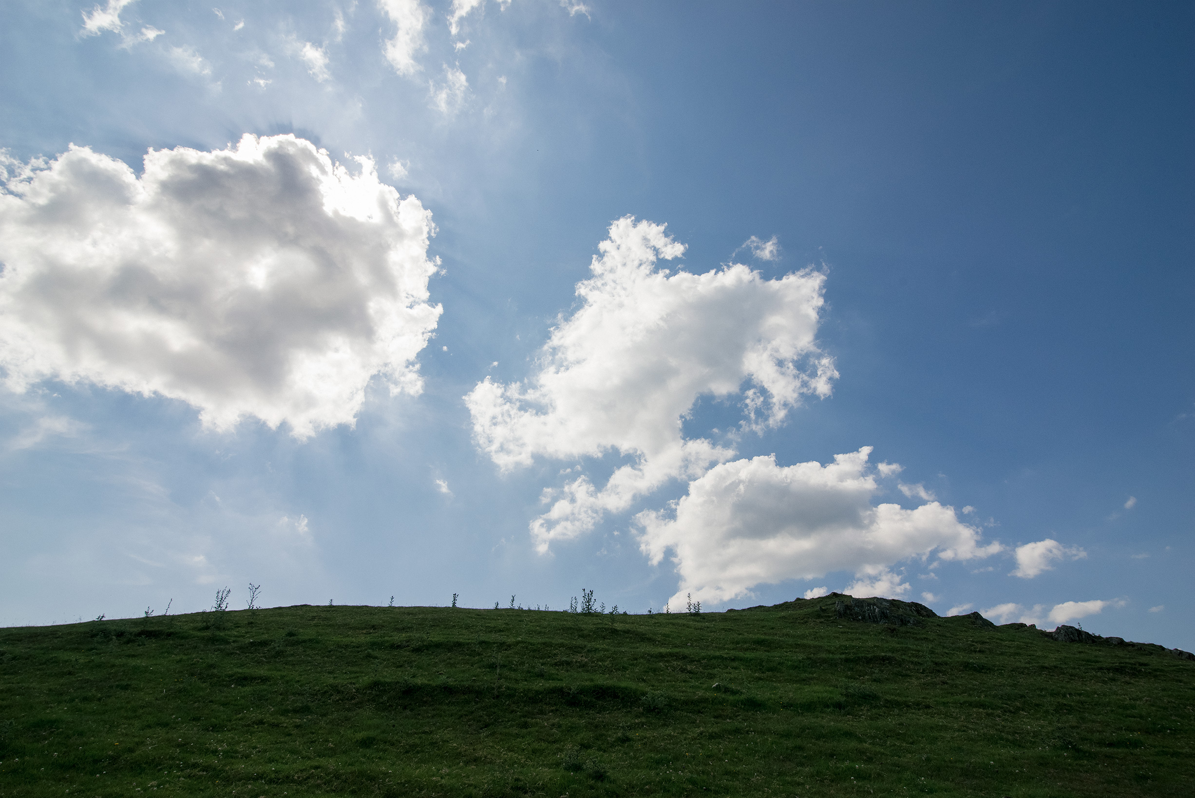 Sunny Windermere Skies