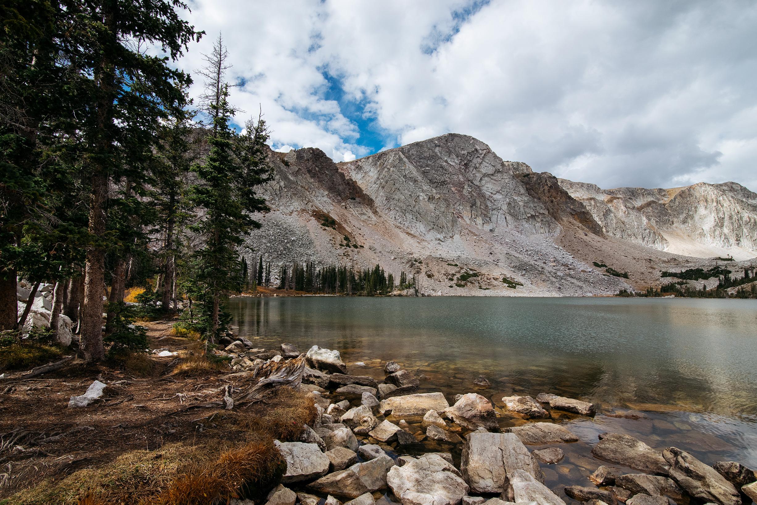 Lake Marie - Wyoming