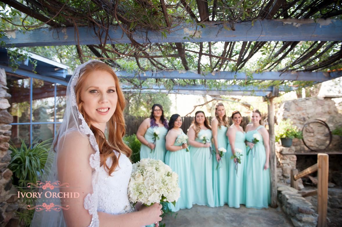 interesting bridesmaids photos