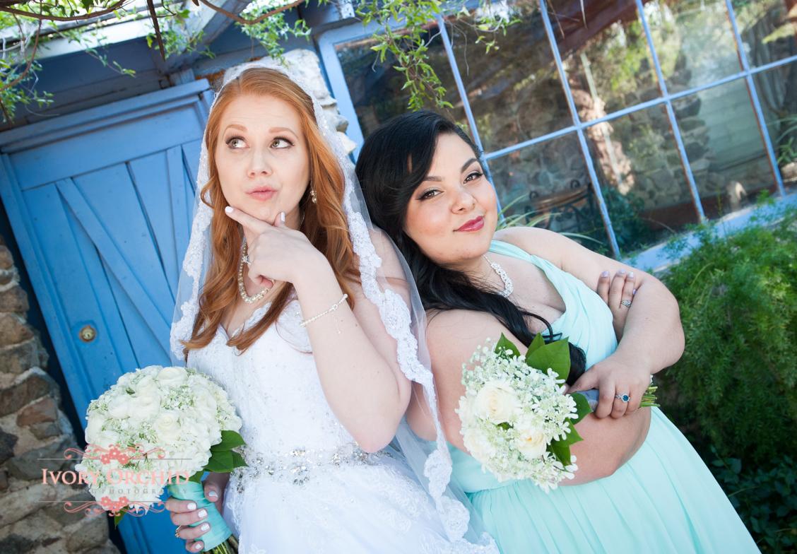 Wedding gone wild