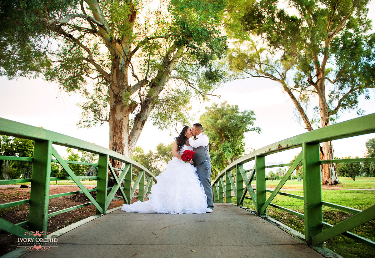 Randolph Golf Course Wedding