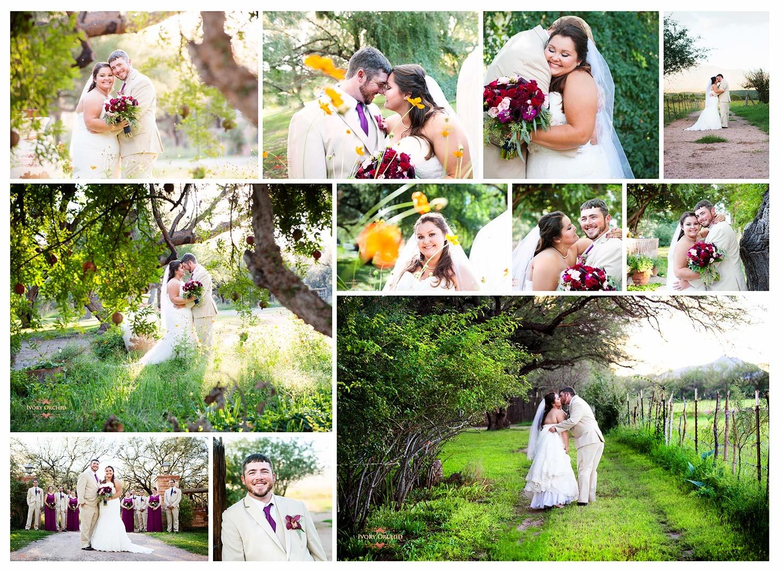 Agua Linda Farm wedding 2