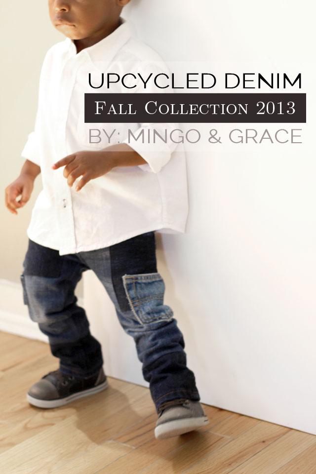mingoandgrace.com | UpCycled Denim