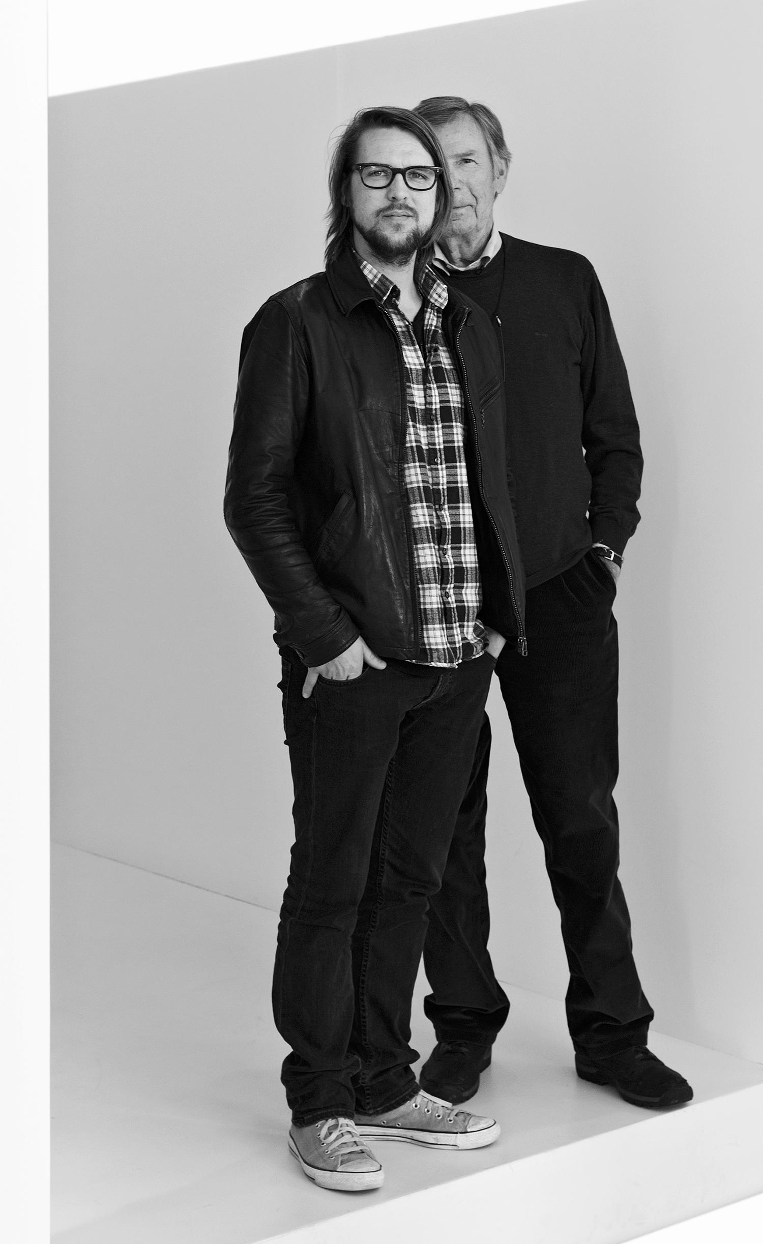 Peter Lassen and Bo Christian Larsson