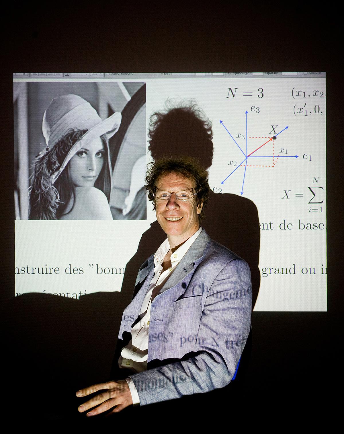 Stéphane Mallat