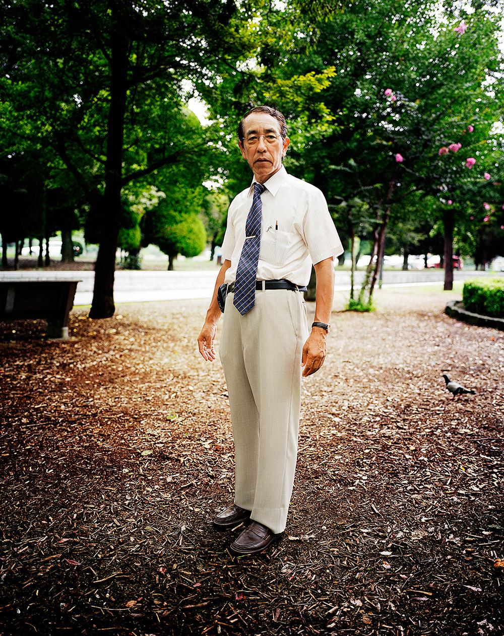 Tomiaki Nagahara - Hiroshima