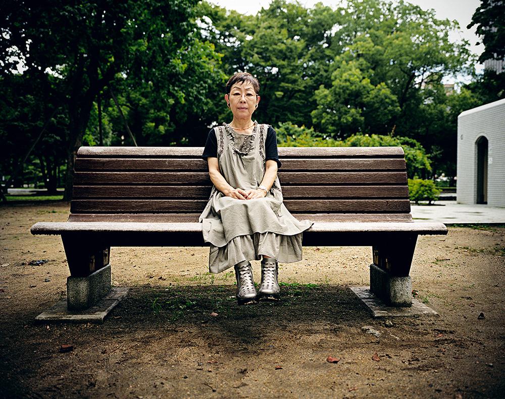 Keiko Shimizu - Hiroshima
