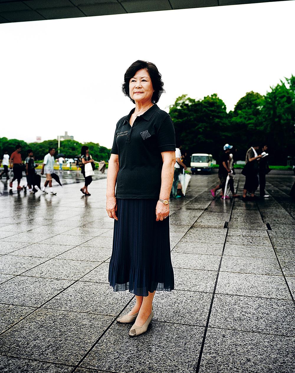 Toshiko Tsuboi - Hiroshima