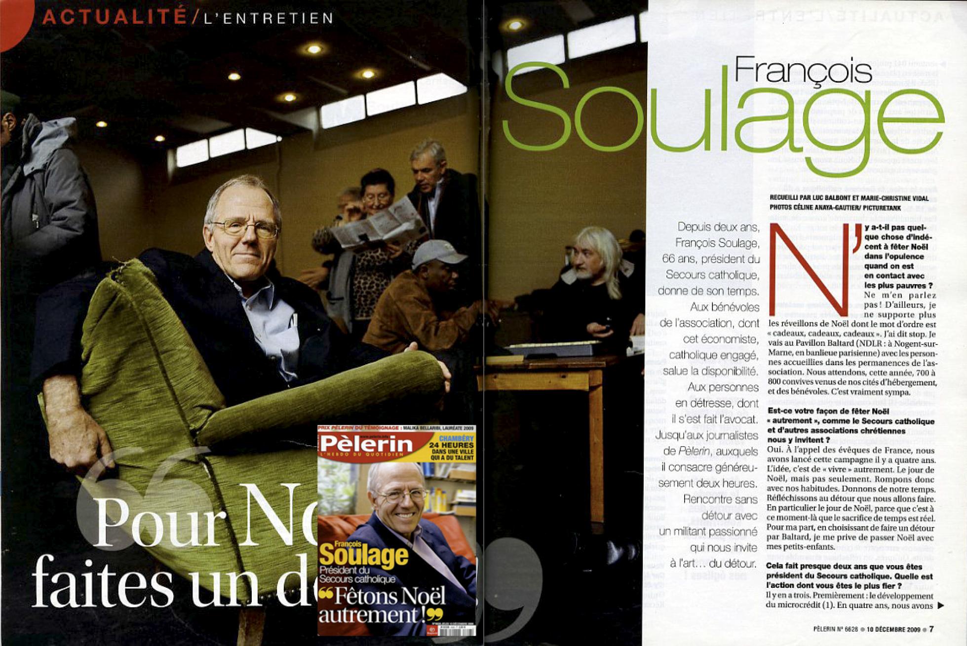 François Soulage