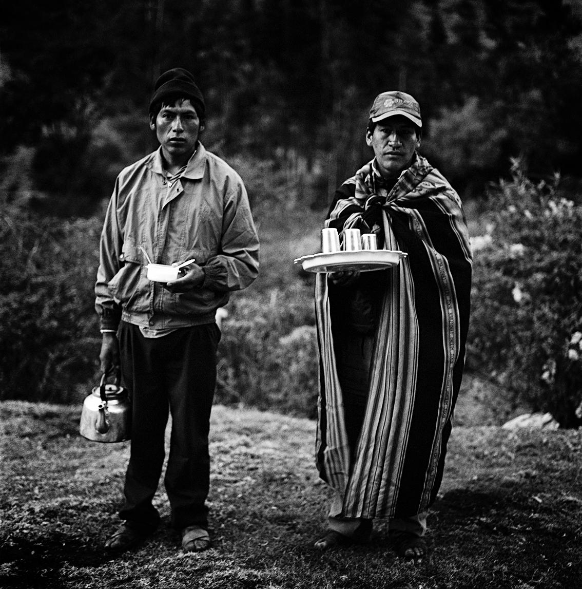 Camino Inca - Les nouveaux esclaves du chemin des Incas…