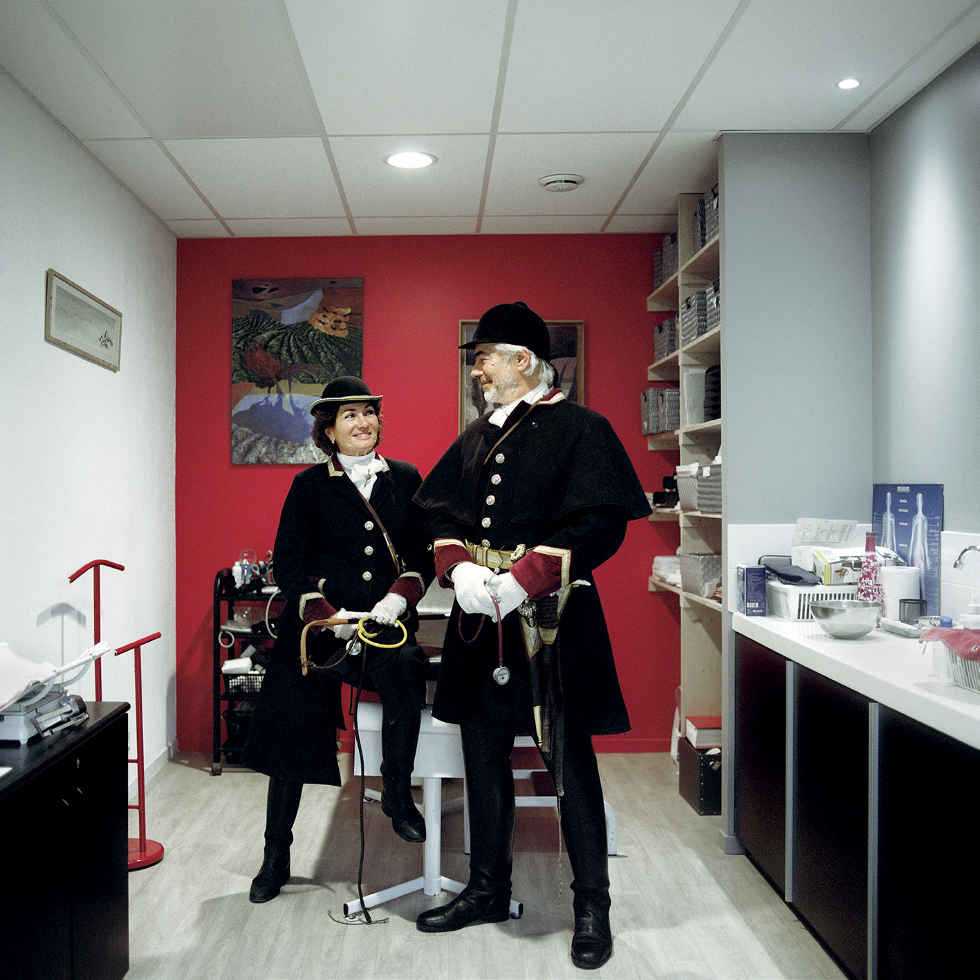 Servane et Xavier Bourges