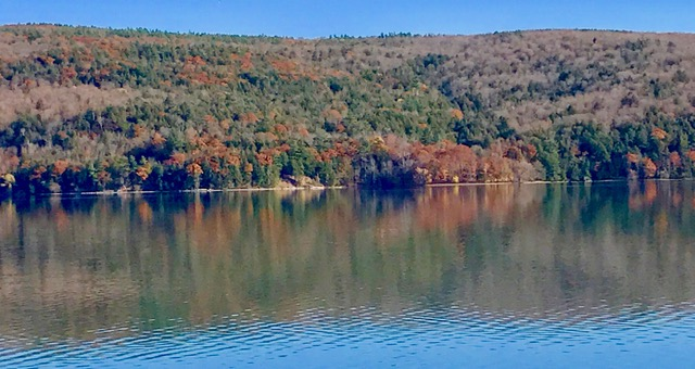 Otsego: October Afternoon
