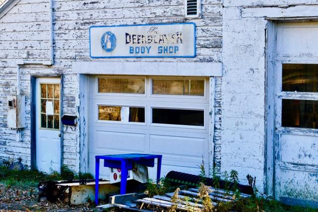 The Deerslayer Body Shop