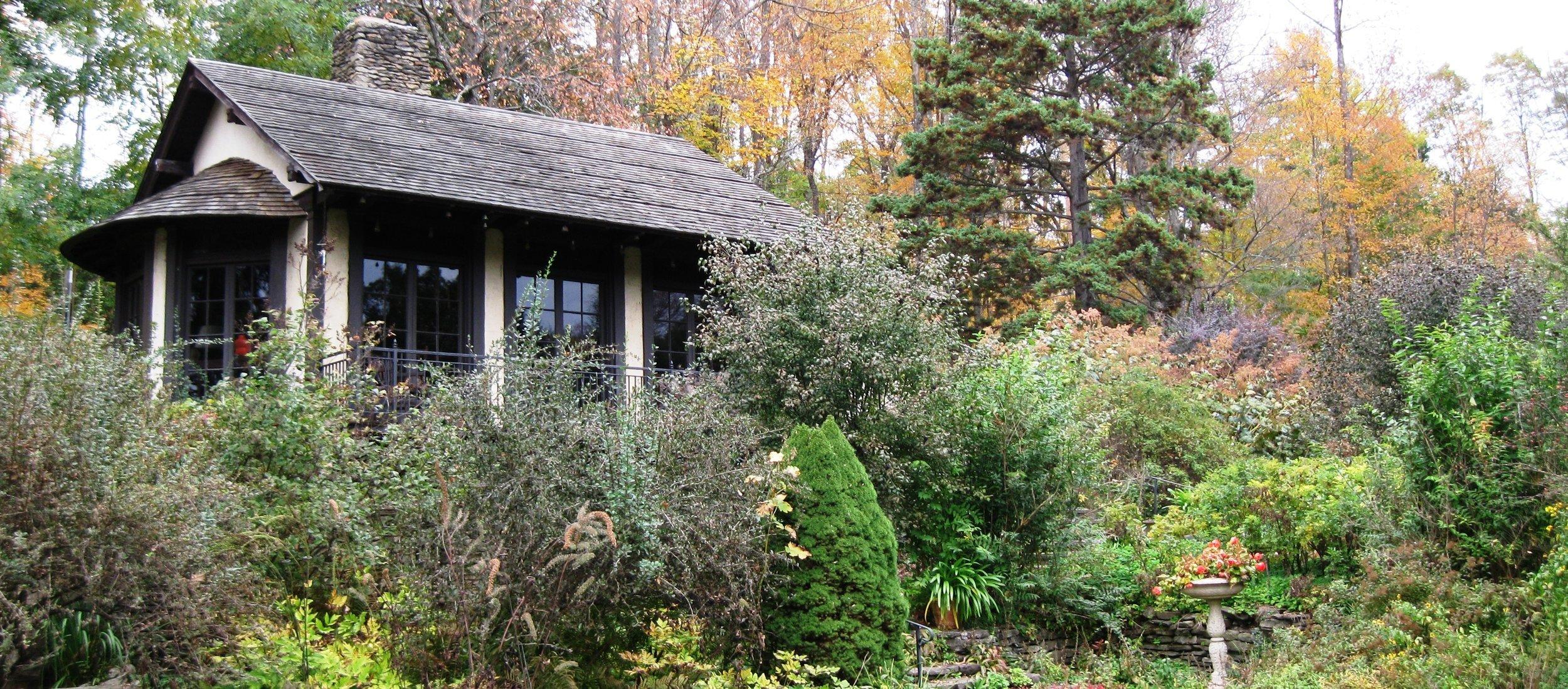 Brookwood Garden, Pat Thorpe.