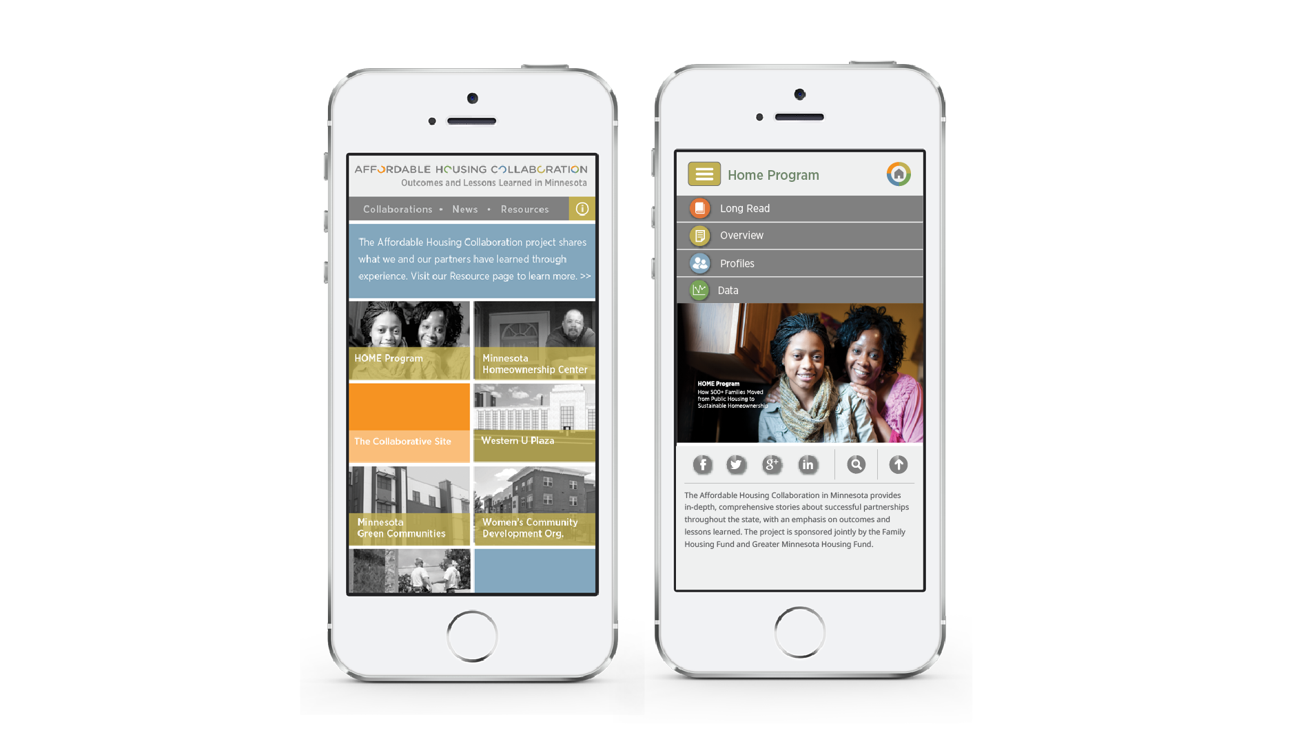 Nonprofit Branding and Mobile Sites