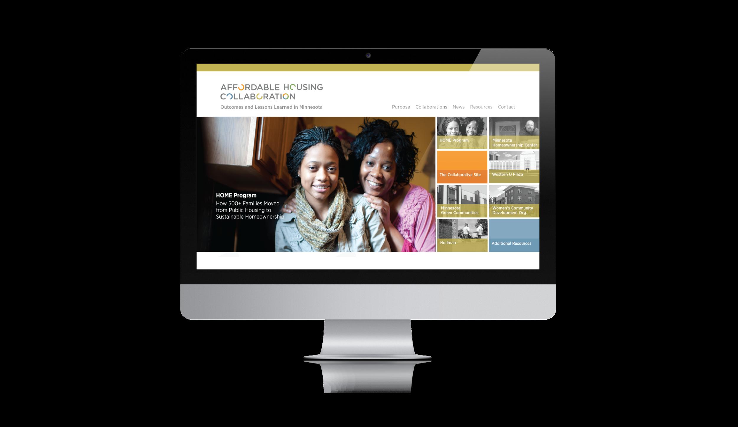 Nonprofit Branding and Website Design
