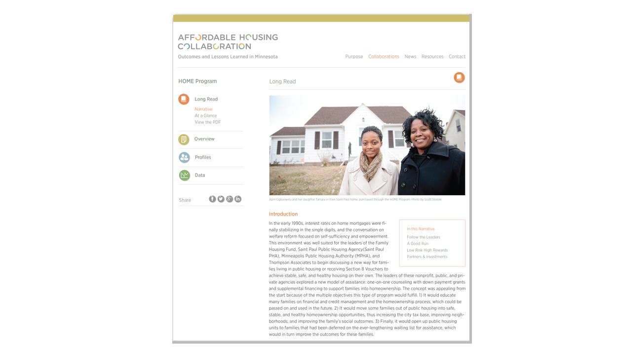 Nonprofit Branding and Websites