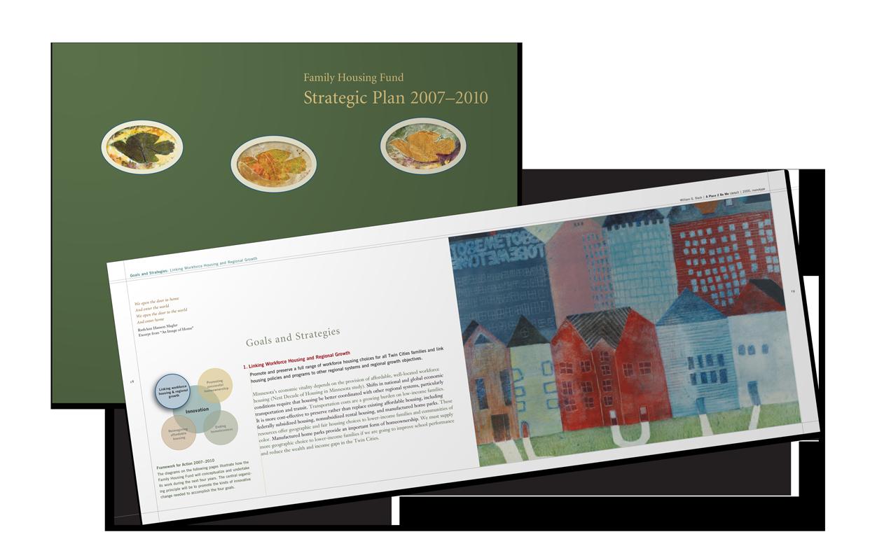 Nonprofit Collateral Design