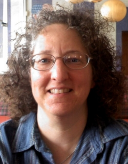 "Laura Sharkey is the Information Technology Director at Off the Mat, Into the World. She left the corporate world in 2011 for health-related reasons and used the challenge of chronic illness as an opportunity to shift her focus to her life-long interest in social justice. She teaches meditation and has participated in several of the  Yoga and Body Image Coalition's  campaigns, including  a spotlight  in YBIC and Yoga International's  ""This is What a Yogi Looks Like"" series  and Mantra Yoga + Health's "" Every Body is a Yoga Body "" feature. She is passionate about working to make yoga and meditation more accessible and welcoming to everyone."