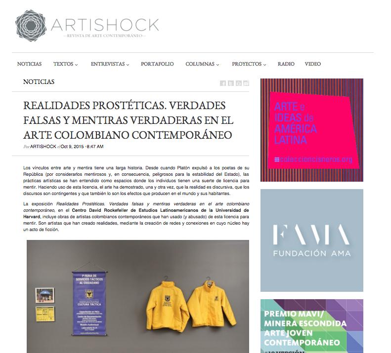 Artishock.cl